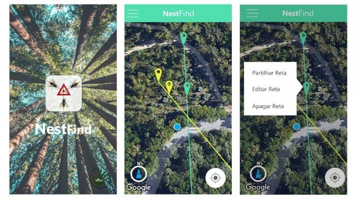 NestFind - Aplicação móvel para deteção de ninhos de vespas asiáticas